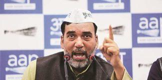AAP capable of winning all seats in Delhi on its own: Gopal Rai