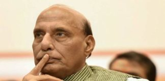 Tough action taken against separatist after they did not respond to olive branch: Rajnath