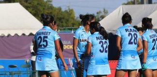 India women start