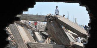Shahdara factory wall collapse