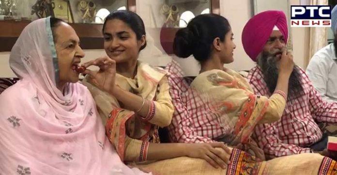 UPSC exam Gurdaspur Amritpal Kaur Gained 44th rank
