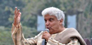 Javed Akhtar campaigns for Kanhaiya in Begusarai
