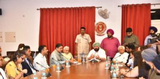 Capt Amarinder Urges Punjabi Youth From UK To Act As State's Cultural Ambassadors Under CYR Programme