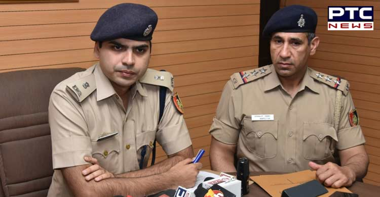 Chandigarh police arrests two persons involved in drug trafficking