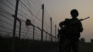 Jammu and Kashmir border areas Pakistan Sent pigeon