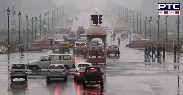 Delhi: IMD predicts thunderstorm, lightning tomorrow