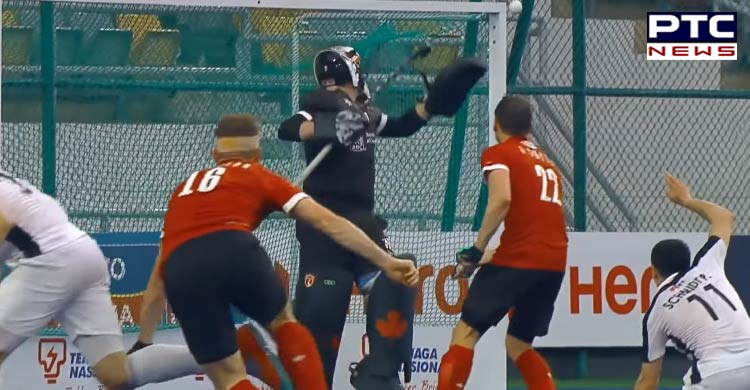 FIH Men's Series Finals: Canada stages a strong comeback, Austria stops Wales
