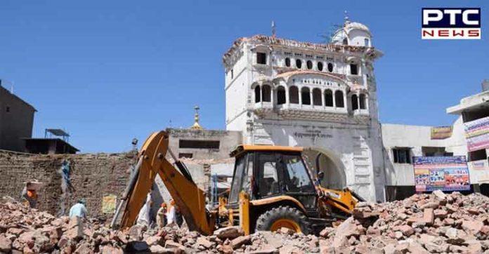 TarnTaran Darshani Deori Issue : Investigating Committee Bhai Longowal Handed report