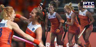 Netherlands women trounce USA