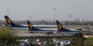 1,100 Jet Airways pilots decide not to fly from Monday: National Aviator's Guild