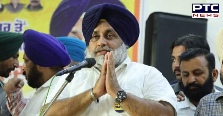 Compensate farmers immediately for crop damage from fires: Badal