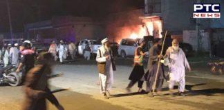Sixteen dead, multiple injured