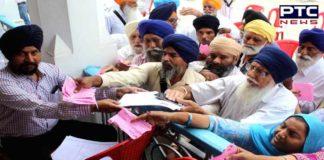 Maharaja Ranjit Singh Death anniversary Pakistan going jatha SGPC passport