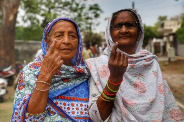 64.66 voter turnout in phase 3 of LS polls: Election Commission
