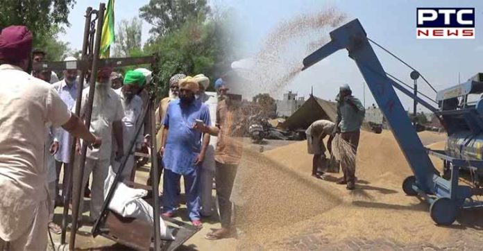 Barnala village Dhaula Grain Market farmers Robbery