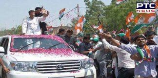 Rahul Gandhi files nomination