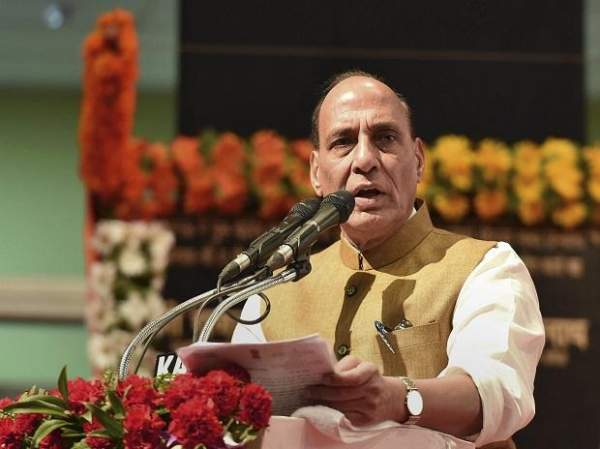 If Indira is praised for 1971 war, why not Modi for Balakot: Rajnath Singh
