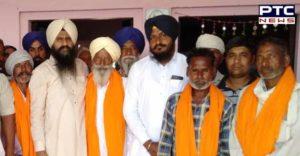 Jalalabad AAP former sarpanch Including many families Join Shiromani Akali Dal