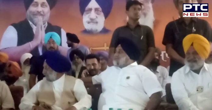 Sukhbir Singh Badal announces 5 candidates