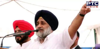 Sukhbir Singh Badal thanked party