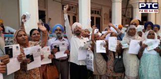 SGPC distributes passport