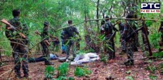 2 Naxals killed