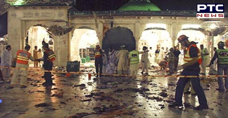 3 killed in Data Darbar shrine blast in Pakistan