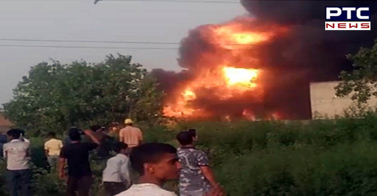 5 labourers die in Pune cloth godown fire