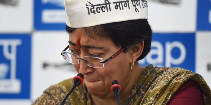 AAP candidate Atishi breaks down over derogatory pamphlet, blames Gautam Gambhir