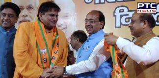 AAP's Devinder Kumar Sehrawat joins BJP