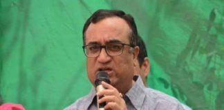 Congress wave in Delhi, undercurrent against BJP: Maken