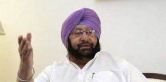 Will approach party high command against Sidhu: Amarinder Singh