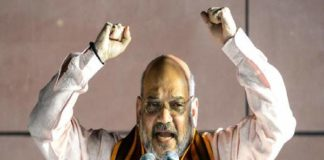 Amit Shah dares Mamata Banerjee to arrest him for saying 'Jai Sri Ram'