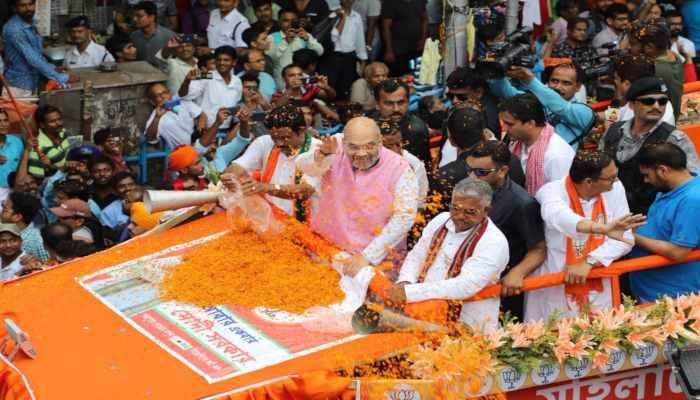BJP Road Show 1