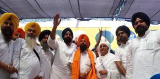 Iqbal Singh Sandhu Bikram Singh Majithia And Jagir Kaur Presence Join SAD