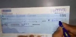 Cheque-Fraud