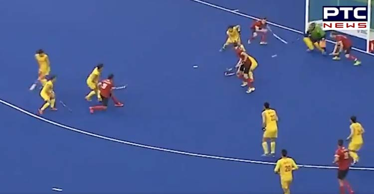 FIH Men's Series Finals: Canada survives a scare, moves ahead with a shootout win