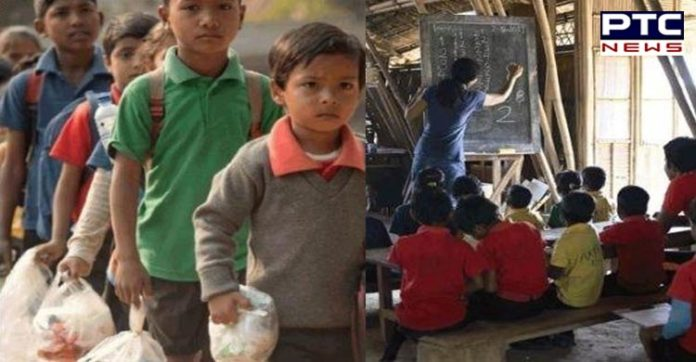 Guwahati School Leads By Example, Accepts Plastic Waste As School Fees