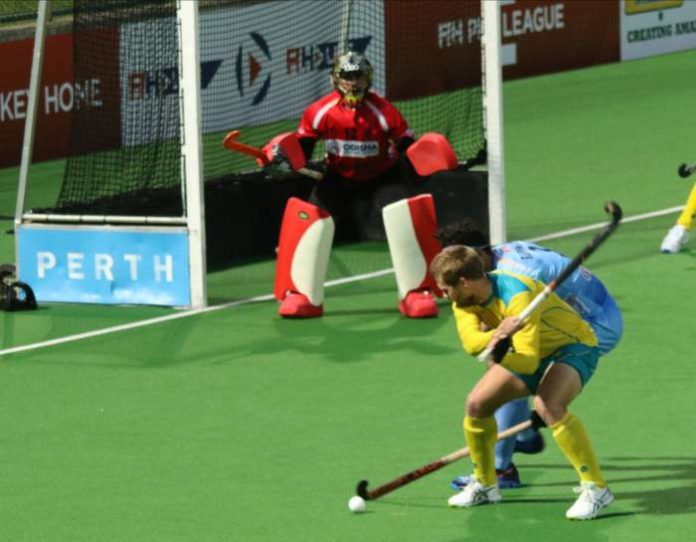 Hockey: India loses second test to Australia
