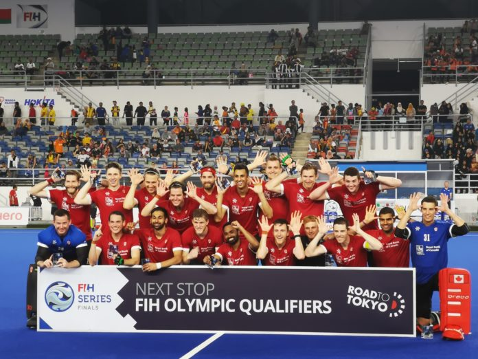 FIH Men's Series Finals: Canada wins battle of nerves against the host Malaysia