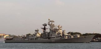 Missile destroyer 'INS Ranjit' decommissioned