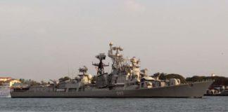 Missile destroyer 'INS Ranjit' decommissioned