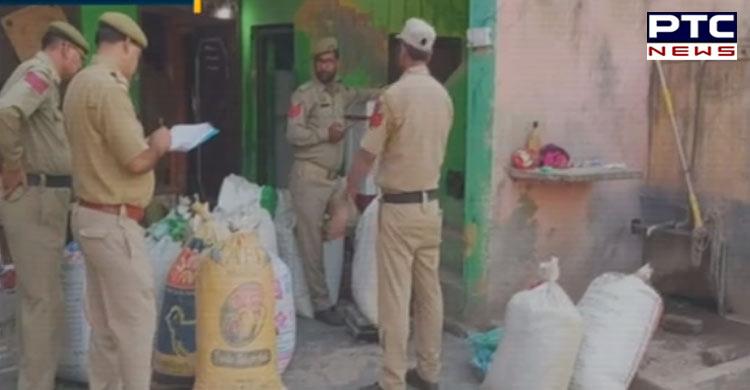 Jammu & Kashmir Police seizes 275 kg of poppy straw; 3 arrested