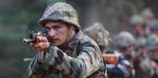 Jammu and Kashmir Panzgam village encounter between security forces and militants , 2 terrorists pile
