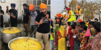 Khalsa Aid reaches Puri
