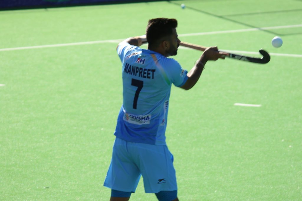 Hockey: India wins its second game of Australian tour