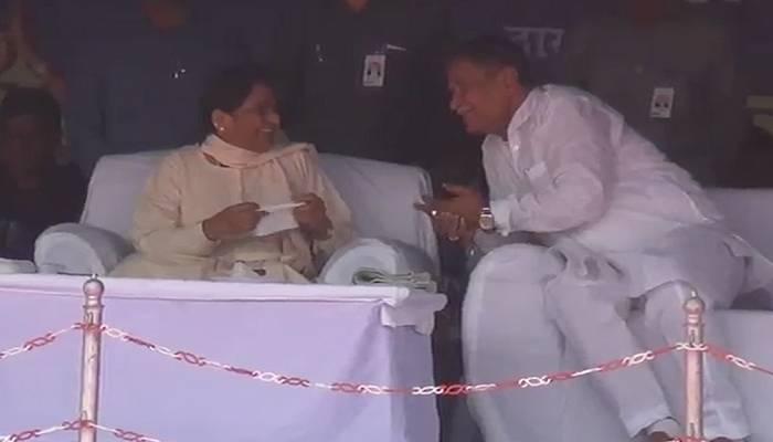 Mayawati Rally