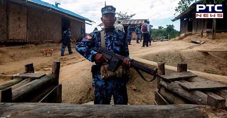 Myanmar forces kill six people belonging to Rebel Arakan Army