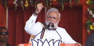 SP, BSP, Cong shunned principles for power: PM Modi