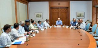 PM reviews preparedness for Cyclone Fani